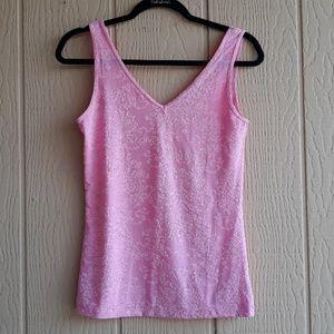 Joe Fresh pink Medium tank top